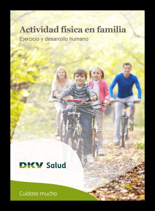 DKV - Actividad física en familia - Portada 2D