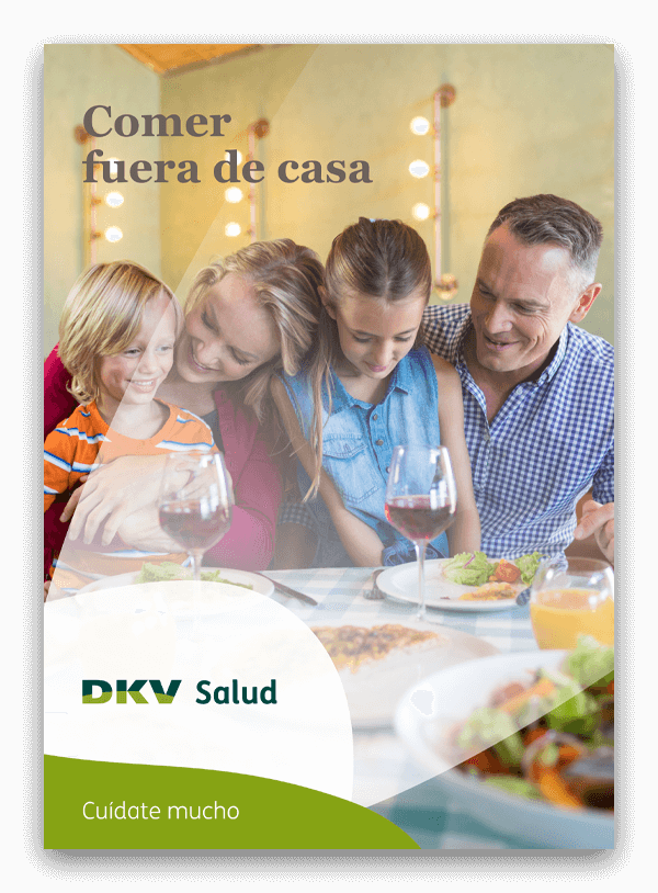 DKV - Comer fuera de casa - Portada 2D