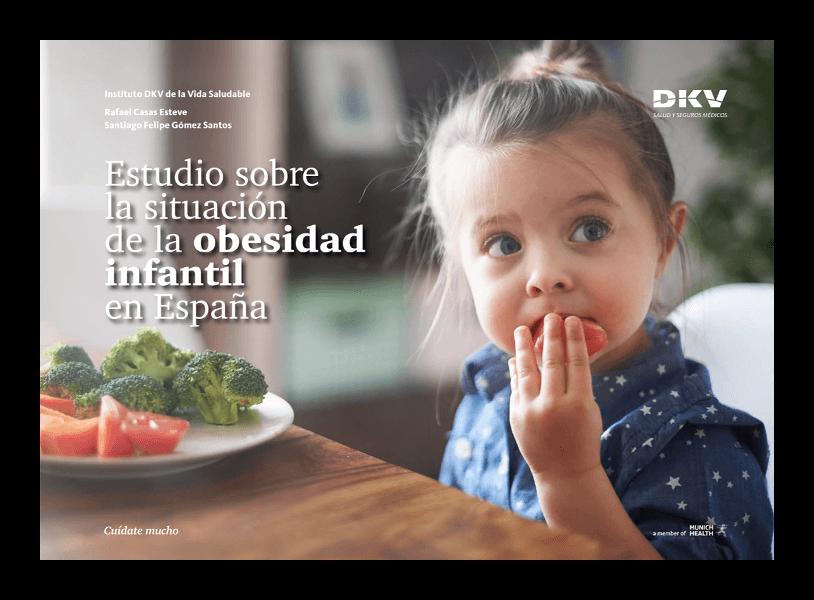 DKV - Estudio Obesidad Infantil - Portada 2D