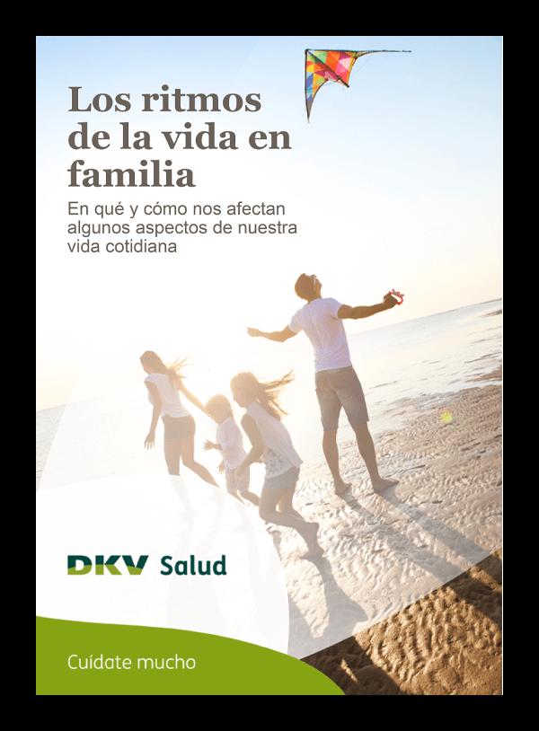 DKV - Los ritmos de la vida en familia - Portada 2D