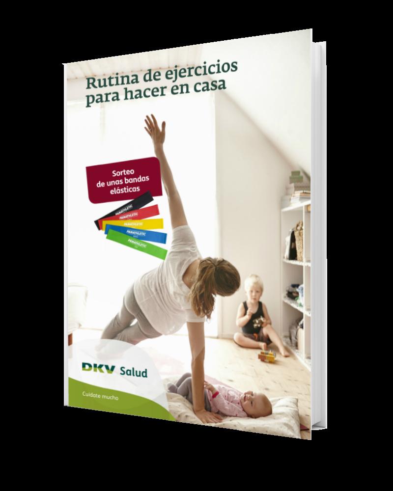DKV - ejercicio en casa - portada 3D