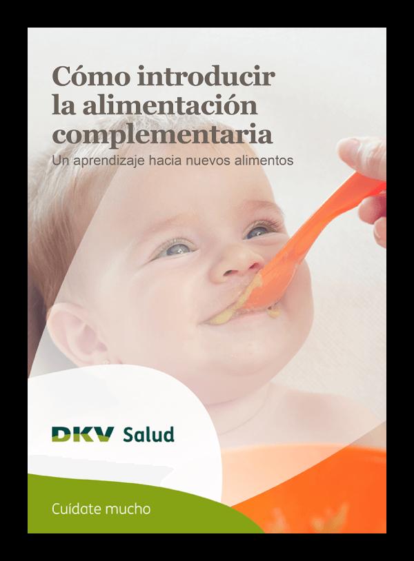 DKV - Cómo introducir la alimentación complementaria - Portada 2D