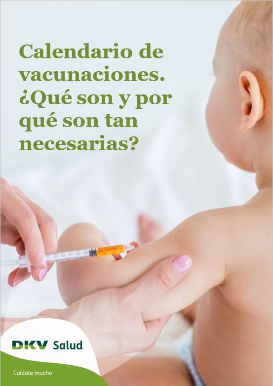 DKV - calendario vacunaciones - Portada 2D