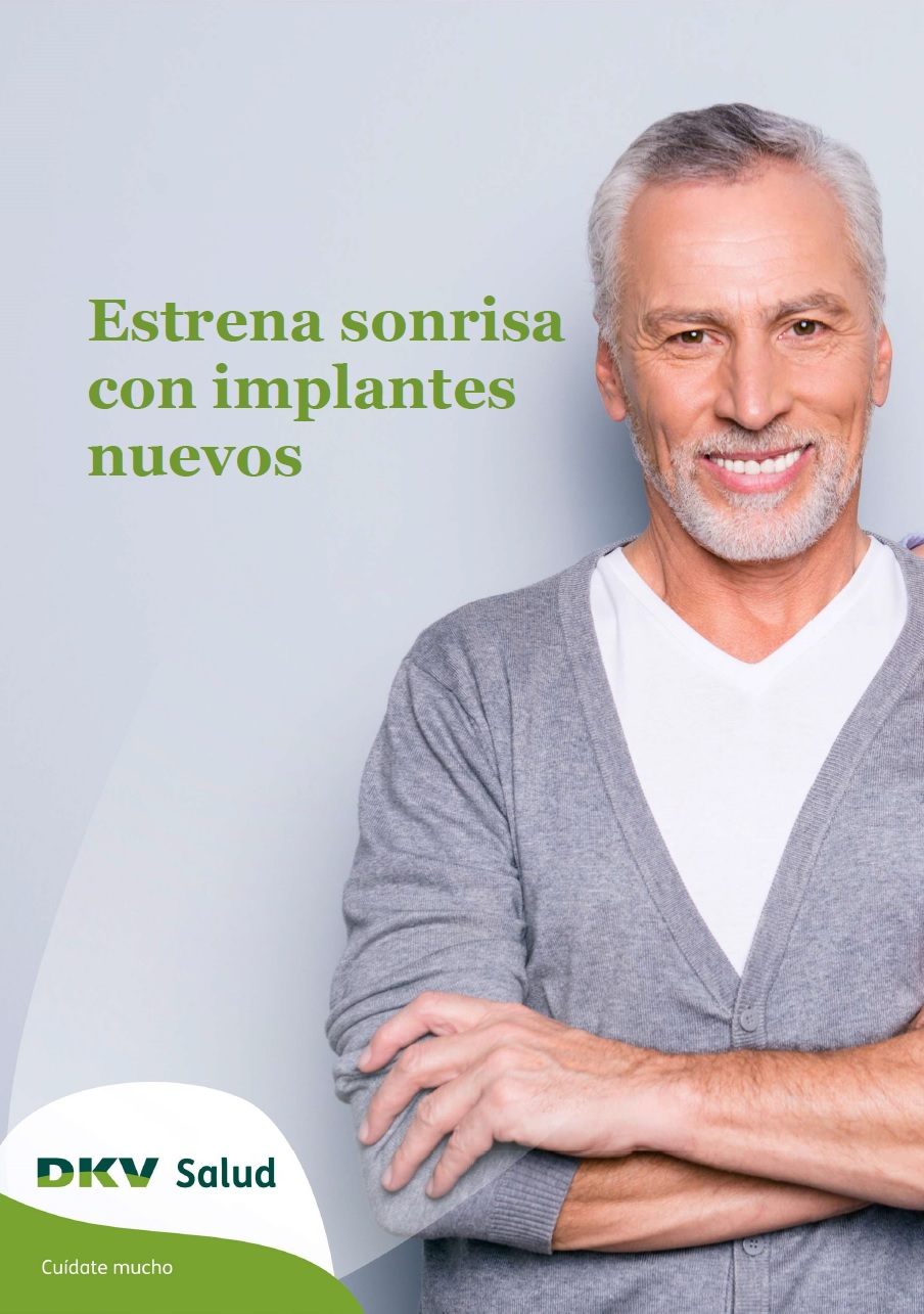 DKV - Implantes dentales - Portada 2D