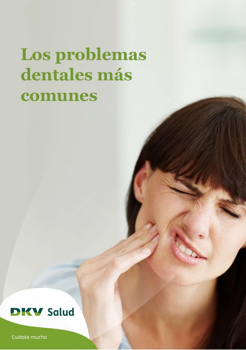 DKV - Problemas dentales - Portada 2D