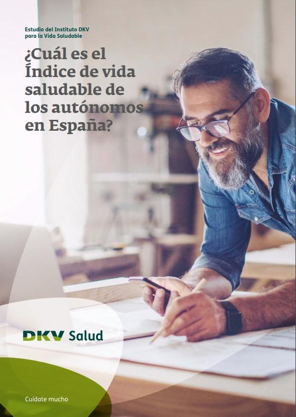 DKV - informe estudio autonomos - Portada 2D