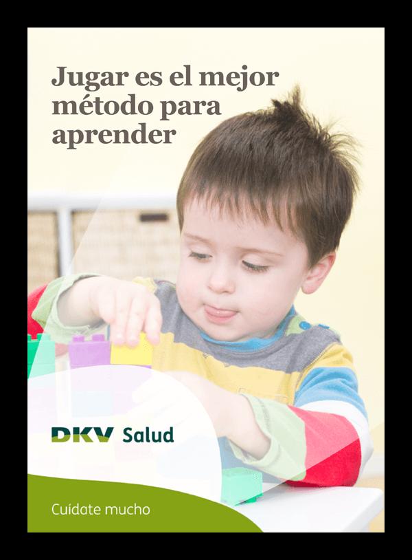DKV - Jugar es el mejor método para aprender - Portada 2D