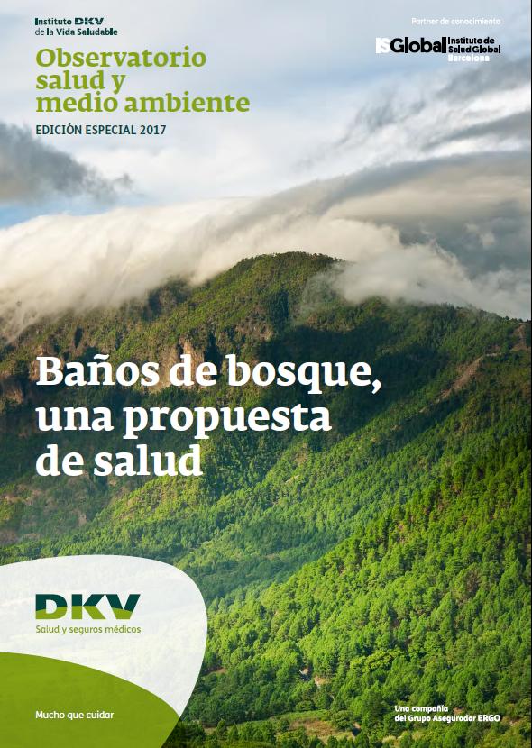 DKV - baños de bosque - Portada 2D