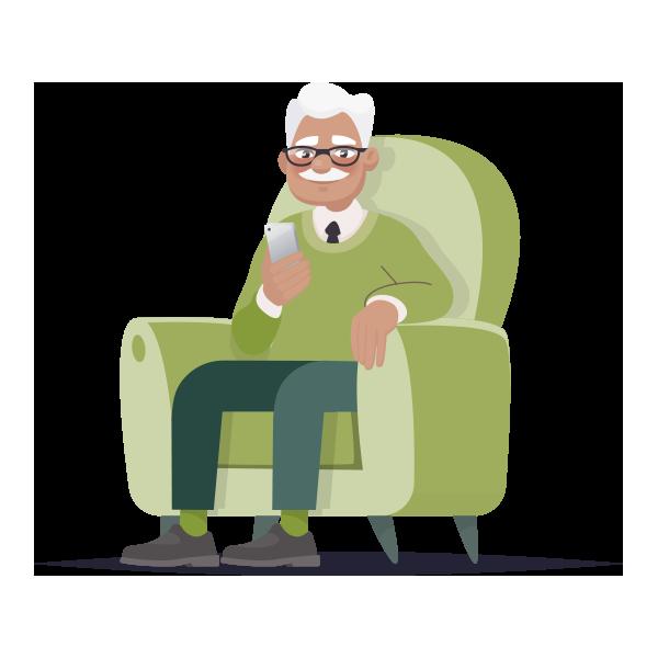 Persona-mayor-hablando-tlf