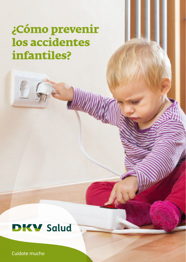 DKV - accidentes infantiles - Portada 2D