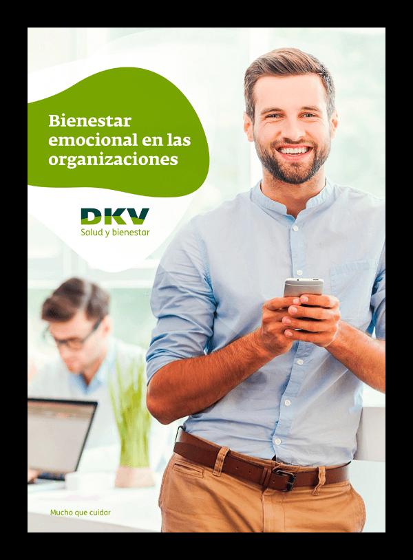 DKV - Bienestar emocional en las organizaciones - Portada 2D