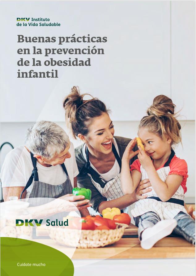 DKV - obesidad infantil buenas practicas - Portada 2D