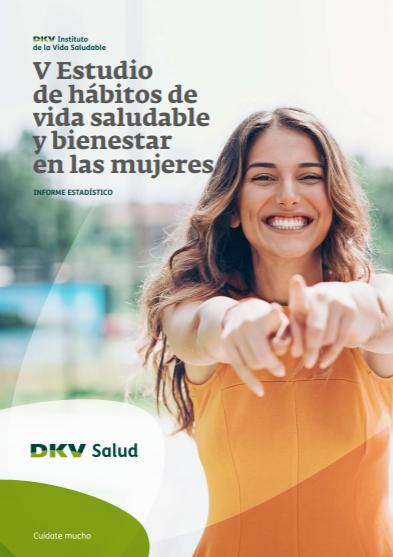 DKV - Estudio salud en la mujer - Portada 2D