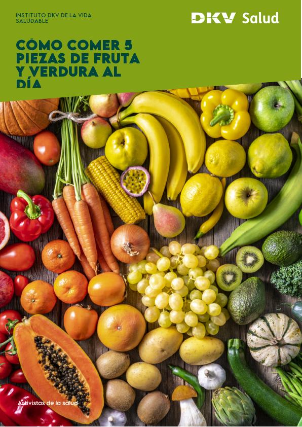 DKV - Frutas, verduras y hortalizas en cantidad - Portada 2D