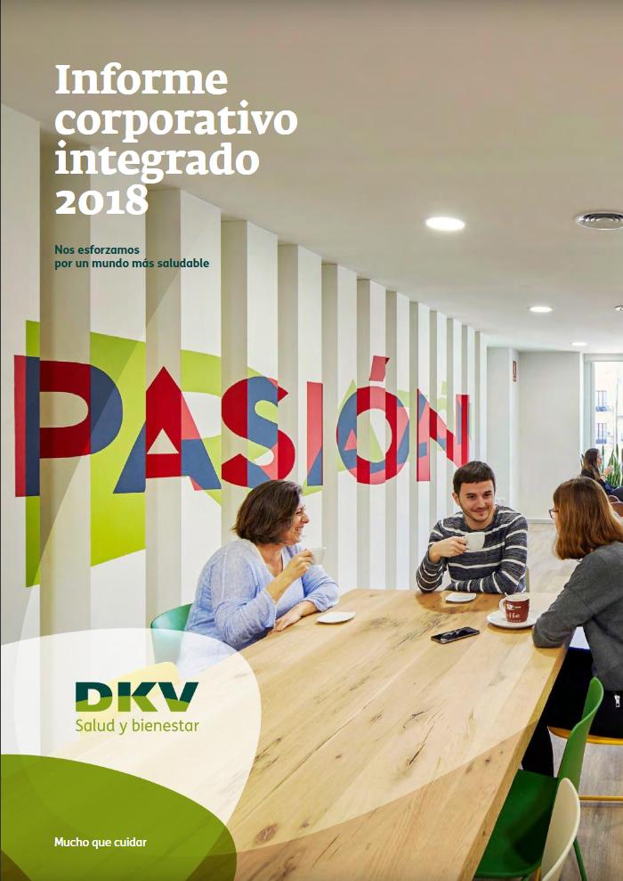 DKV - informe integrado 2018 - Portada 2D