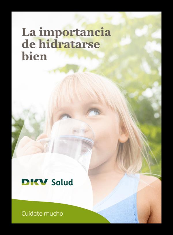 DKV - La importancia de hidratarse bien - Portada 2D