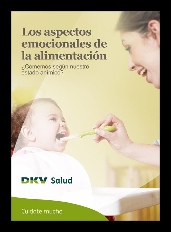 DKV - Los aspectos emocionales de la alimentación - Portada 2D