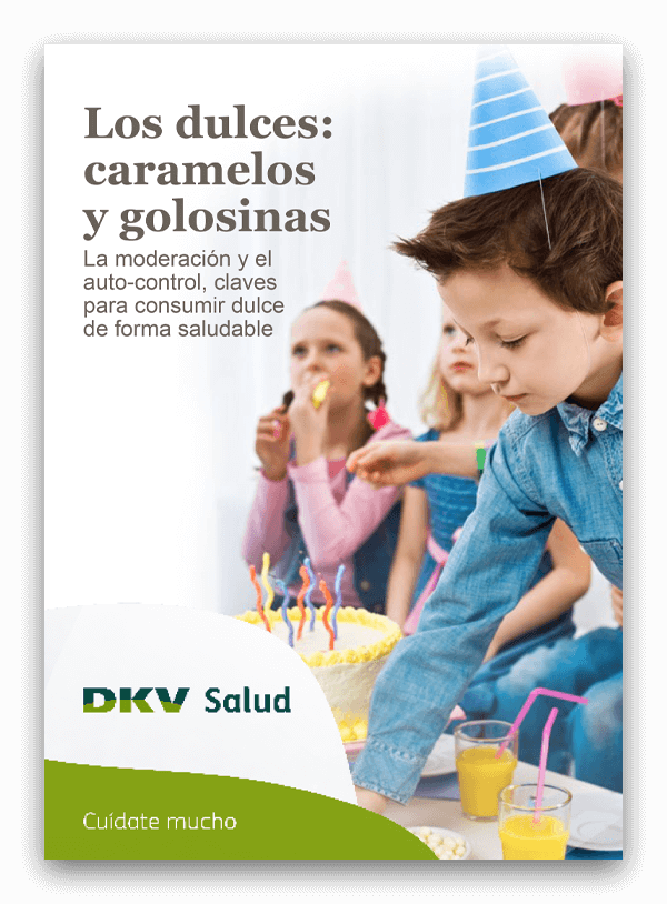 DKV - Los dulces - Portada 2D