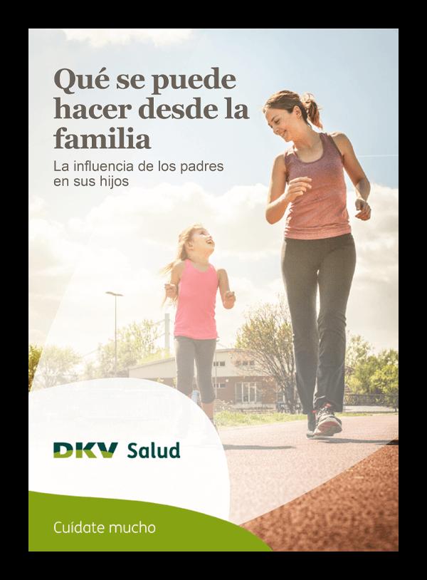 DKV - Qué se puede hacer desde la familia - Portada 2D